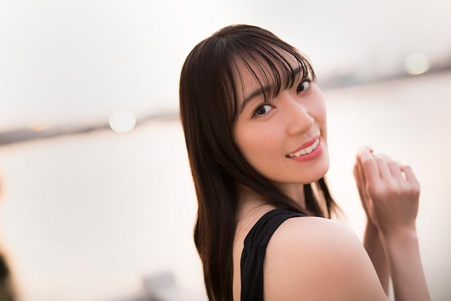 松井咲子が自身初となる写真集の発売を発表【写真:(C)KADOKAWA  (C)MATSUI SAKIKO  (C)SOMEDAY  PHOTO/TANAKA TOMOHISA】