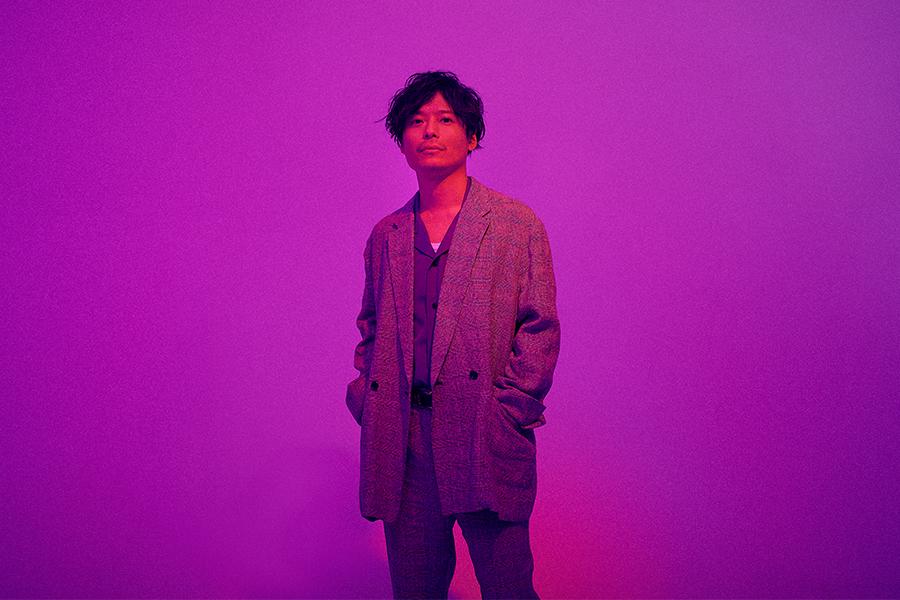 通算10作目のアルバム「PORTAS」をリリースした中田裕二