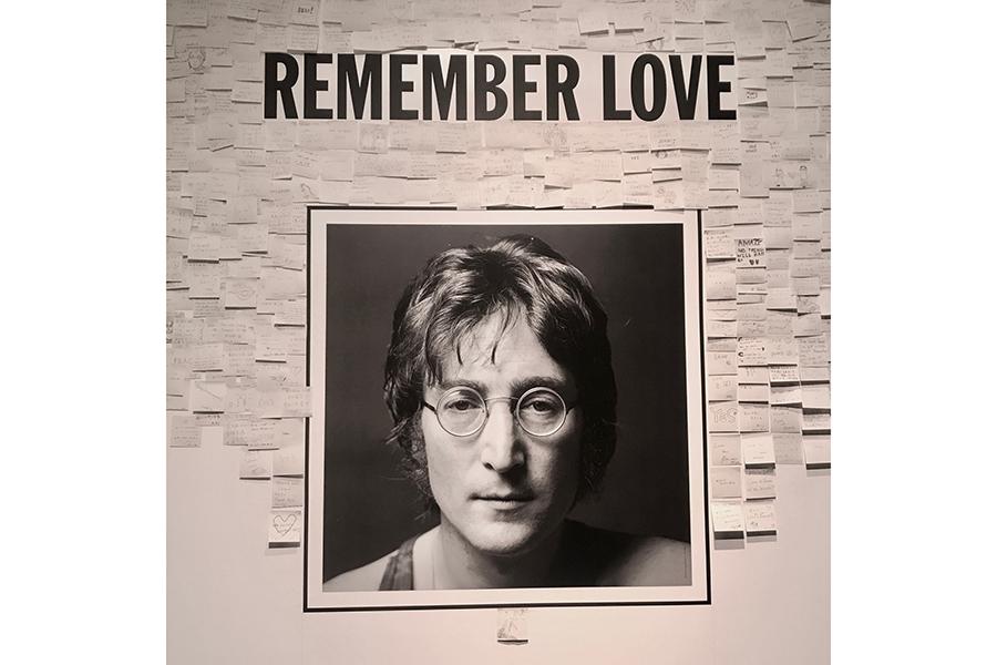 ジョン・レノン【写真:(C)Photo Credit:Iain Macmillan (C)Yoko Ono】