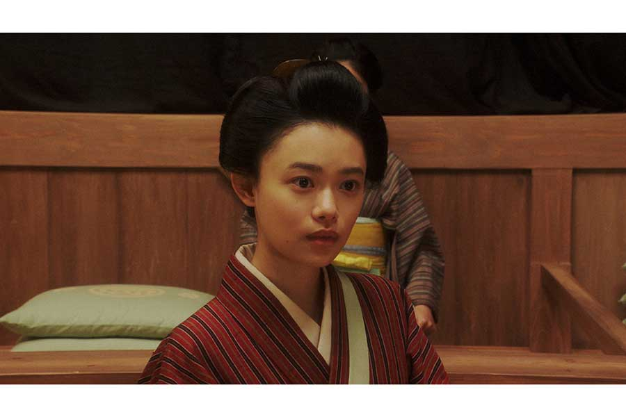 「おちょやん」で主人公の竹井千代を演じる杉咲花