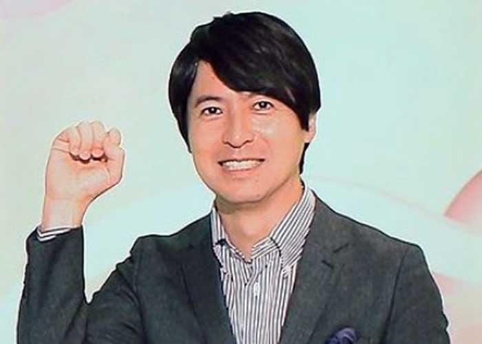 日本テレビの桝太一アナウンサー【写真:インスタグラム(@masu_asari)より】