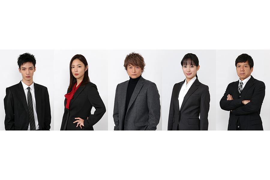 香取慎吾主演ドラマで期待の新星・関水渚がヒロイン抜てき MEGUMIらの出演も決定