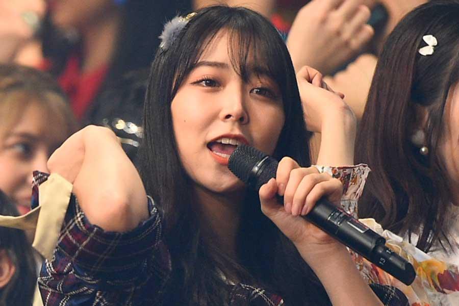 NMB48の白間美瑠【写真:ENCOUNT編集部】