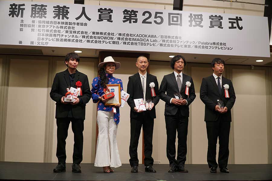 新藤兼人賞金賞は「37セカンズ」 HIKARI監督「出資を断られることもあった」