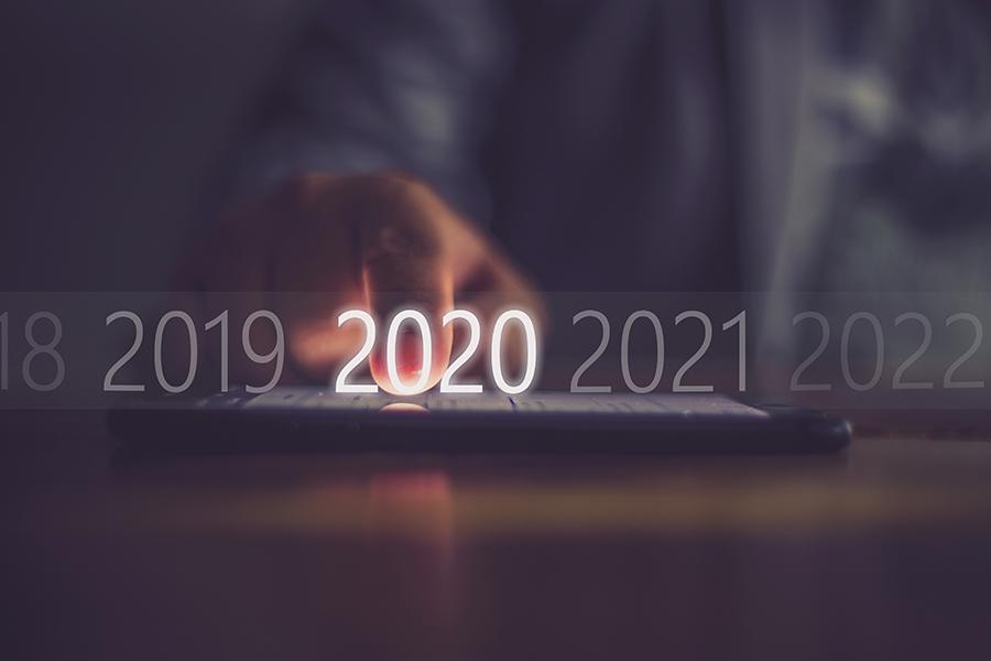 「2020年に関するアンケート調査」が実施された