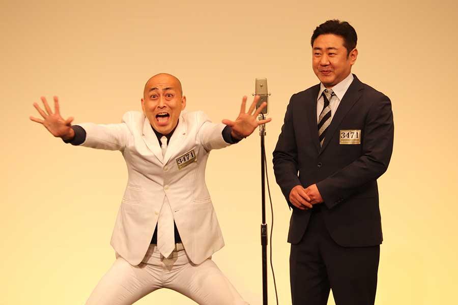 """M-1決勝に勝ち進んだ""""吉本以外の3組"""" 錦鯉は「誰よりも1000万円がほしい」"""