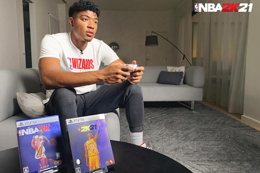 次世代機版『NBA 2K21』の リアルな映像 に八村塁選手も「 現実 に近づいている」と唸る