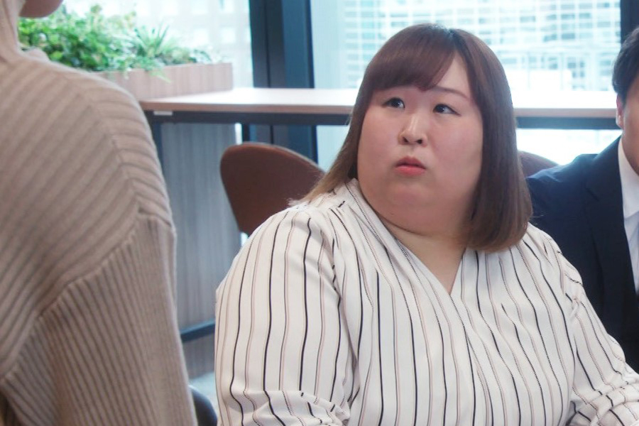 月9ドラマ「監察医 朝顔」への出演が決まった「3時のヒロイン」のかなで【写真:(C)フジテレビ】