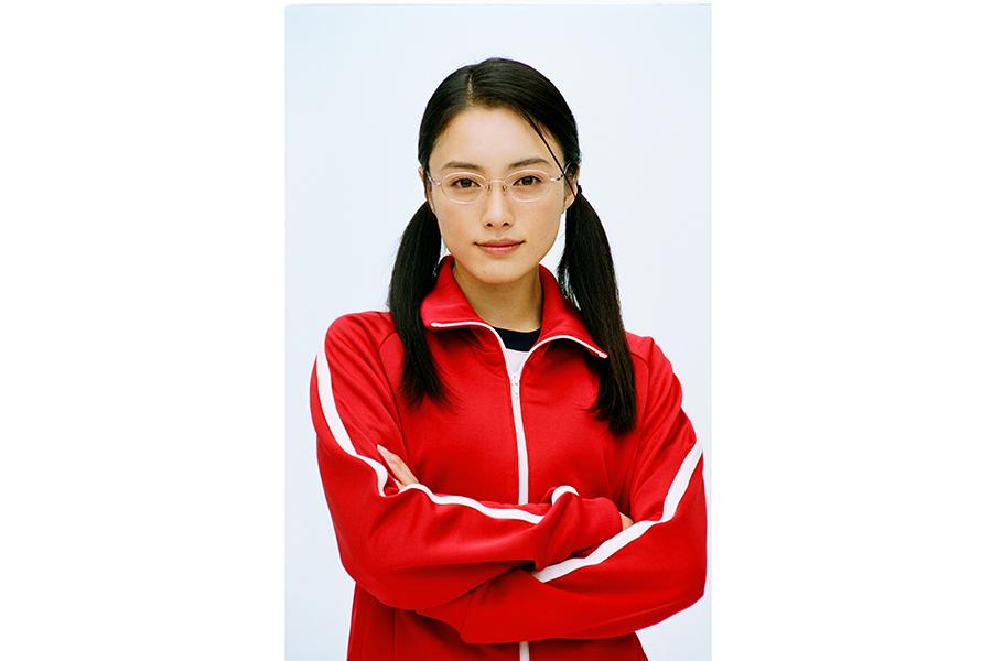「ごくせん」で熱血高校教師・ヤンクミこと山口久美子を演じる仲間由紀恵【写真:(C)日本テレビ】