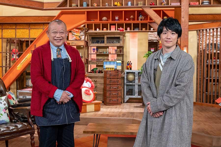「鶴瓶の家族に乾杯」に風間俊介初登場 徳川家康ゆかりの地で大人気に