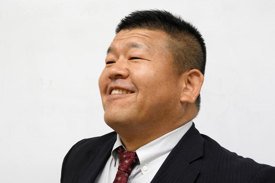 「めちゃ×2イケてるッ!」名物プロデューサーで現在は営業部門で活躍するフジテレビの明松功氏【写真:ENCOUNT編集部】