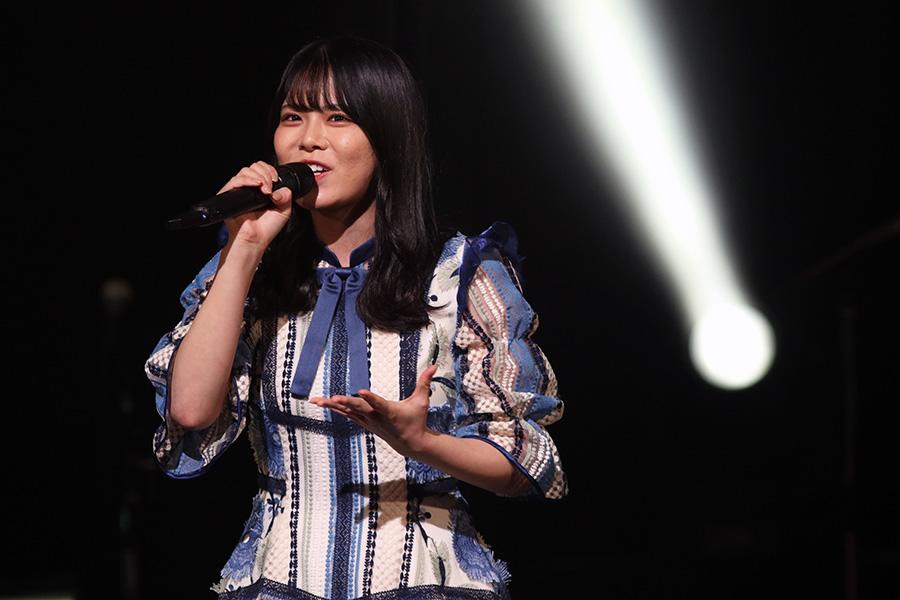 """夢とともに走り続ける STU48矢野帆夏、""""3度目の正直""""で起こした「My Revolution」"""