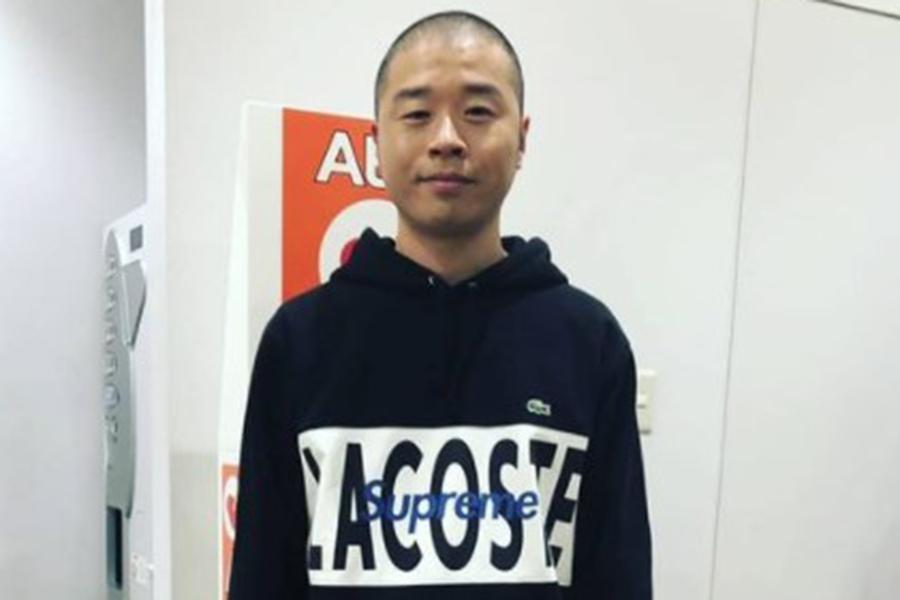 M-1ファイナリスト「アキナ」山名、決勝の舞台に意気込む「漫才日和やなあ!!」