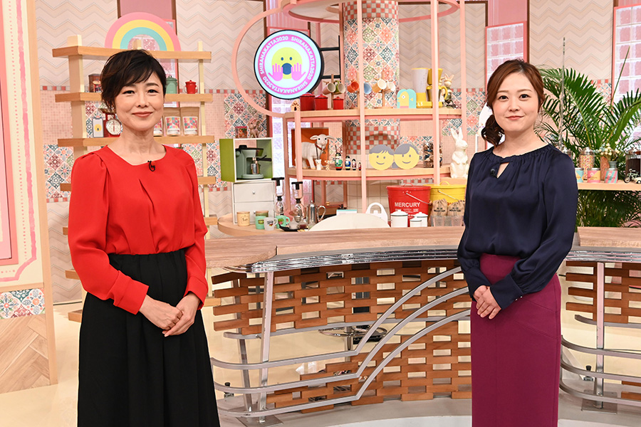 「有働&水卜の知らなかった!2020」【写真:(C)日本テレビ】