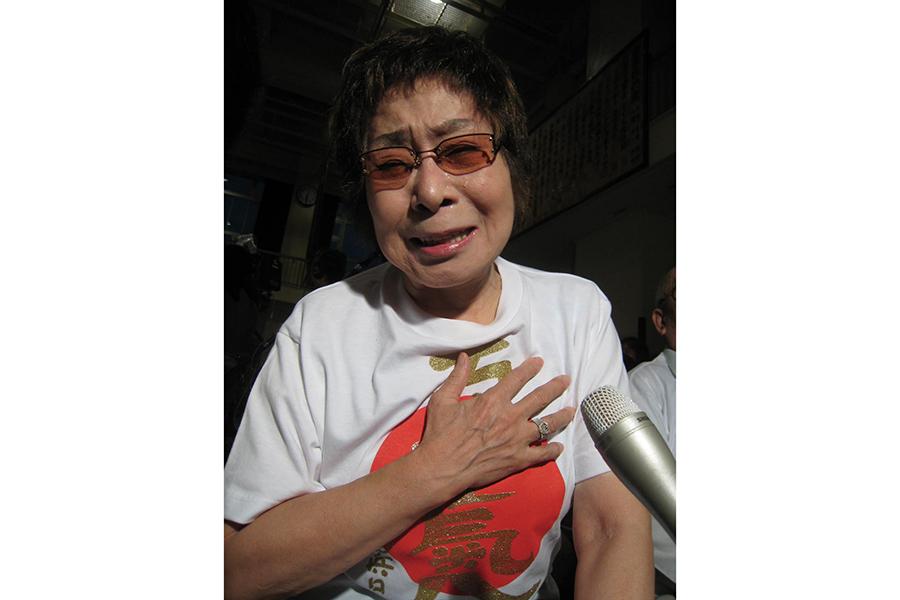 追悼・浅香光代さん 何度も取材した大学教授が明かす浅香さんの艶っぽい仕草