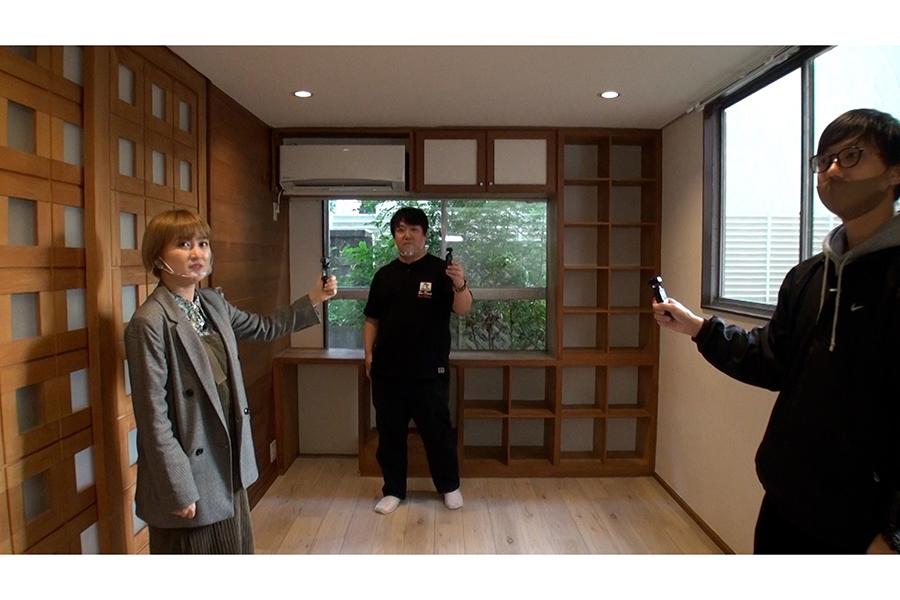 「幸せ!ボンビーガール」にラランドが出演【写真:(C)日本テレビ】