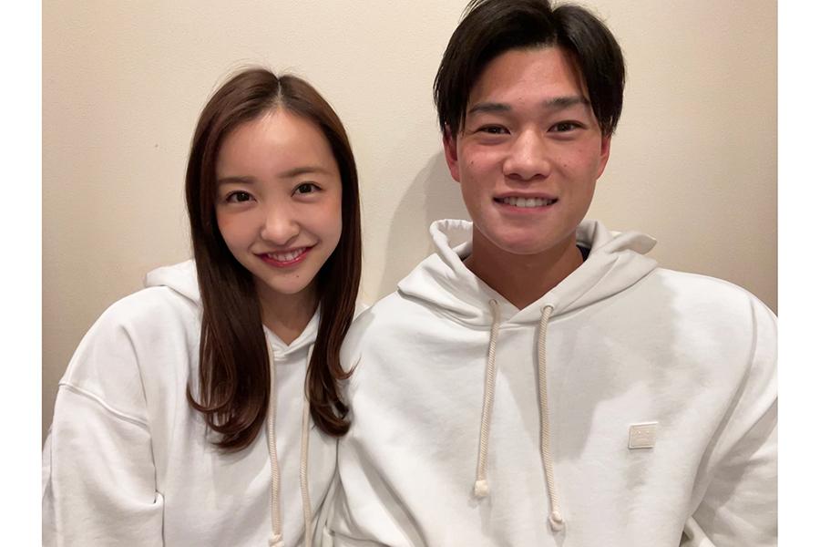 板野友美、ヤクルト高橋奎二と結婚 事務所が発表「何にも変えられない心の支え」
