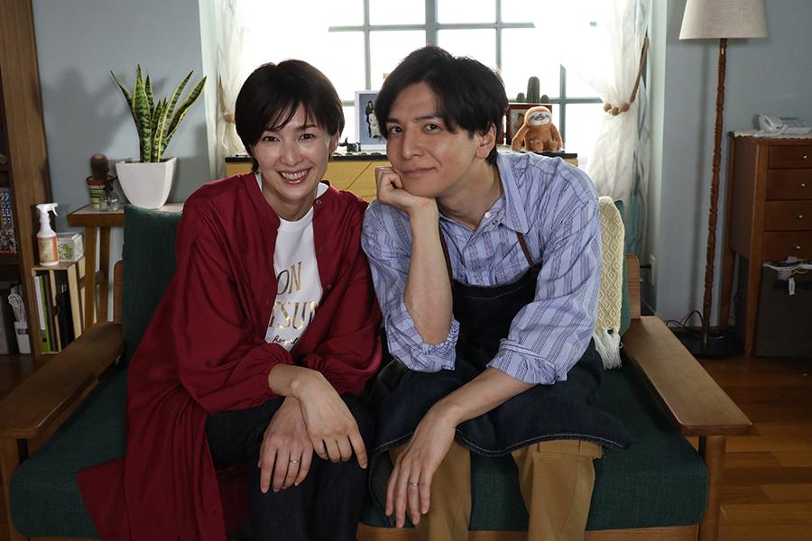 吉瀬美智子、生田斗真と夫婦役で再共演「久しぶりに会えるというのがうれしかった」