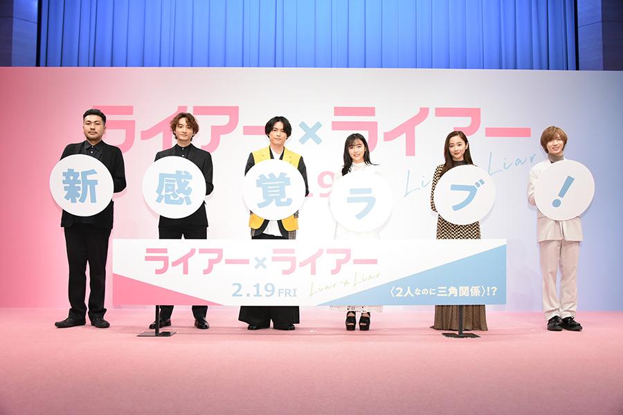 松村北斗&森七菜が表の顔・裏の顔をカミングアウト 「結構なのけ者です」