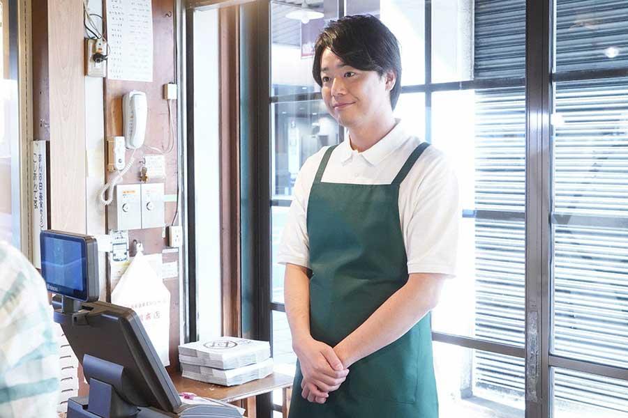 ぺこぱ・シュウペイ、初の月9で上野樹里&時任三郎と共演「せりふがあったので緊張」
