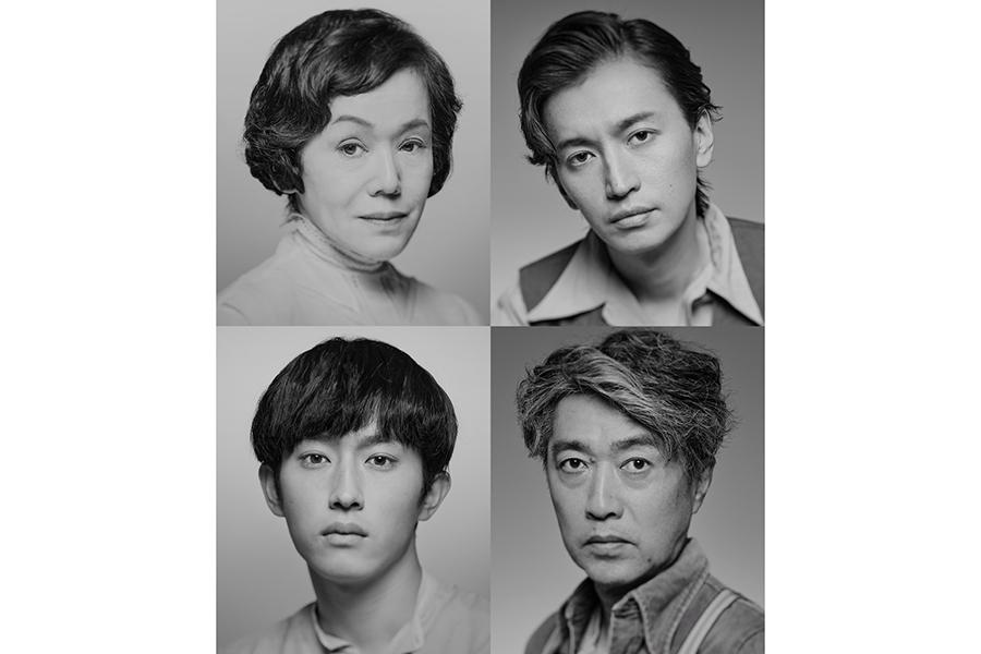 大竹しのぶ主演、大倉忠義出演舞台「夜への長い旅路」上演決定 杉野遥亮が初舞台