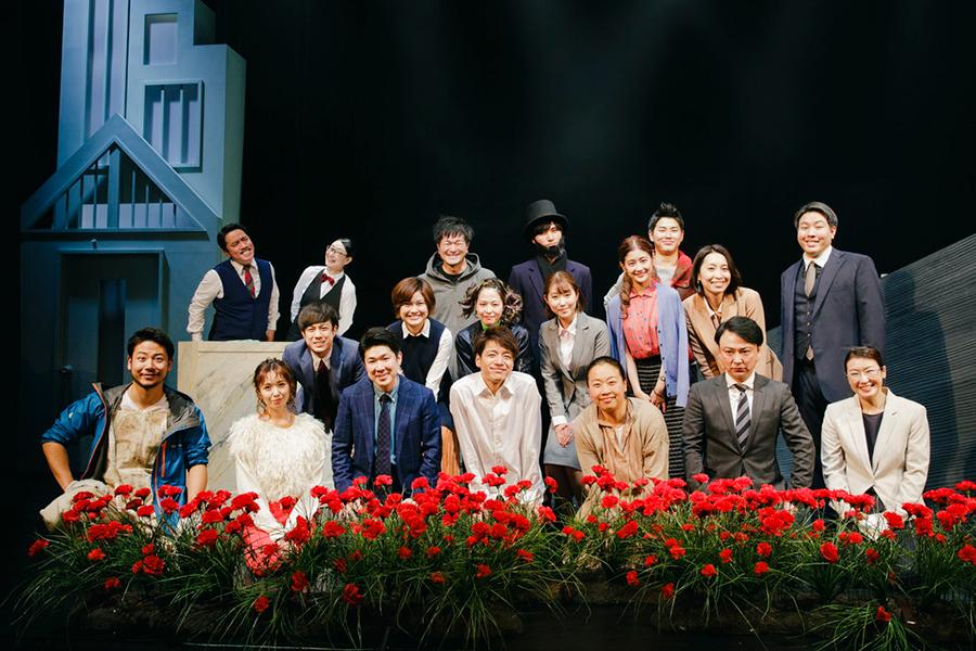ふぉ~ゆ~福田悠太、「稽古時間が長くて困った日もありました」主演舞台開幕に感無量