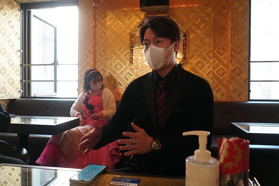 歌舞伎町のホストクラブ、毎月赤字300万も時短要請遵守「やましいことはやってない」