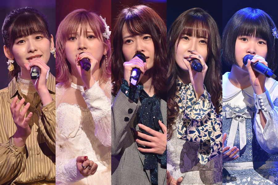 """新女王誕生 AKB48グループ""""ガチ歌バトル""""決勝大会第3組で展開されたこだわりの激突"""
