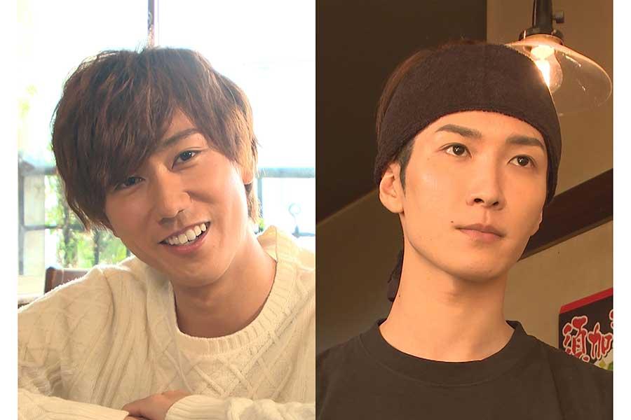 「Snow Man」渡辺翔太&阿部亮平が神店員を好演 高橋真麻も「好きになっちゃう!」