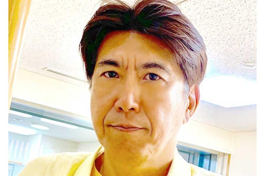 石橋貴明、カンニング竹山の髪型を爆笑アレンジ「もう元の竹山さんの髪型が思い出せない」