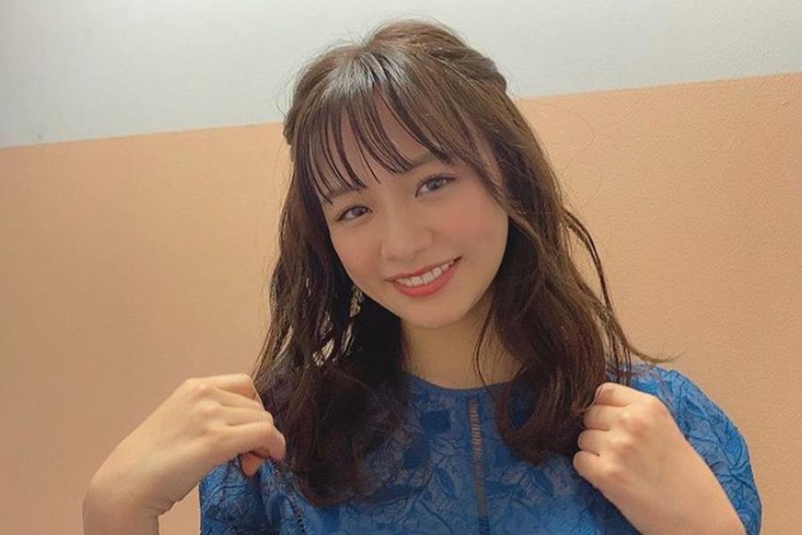 テレ東・森香澄アナ、学生時代のかわいらしい1枚に絶賛の声「小悪魔」「色っぽい」