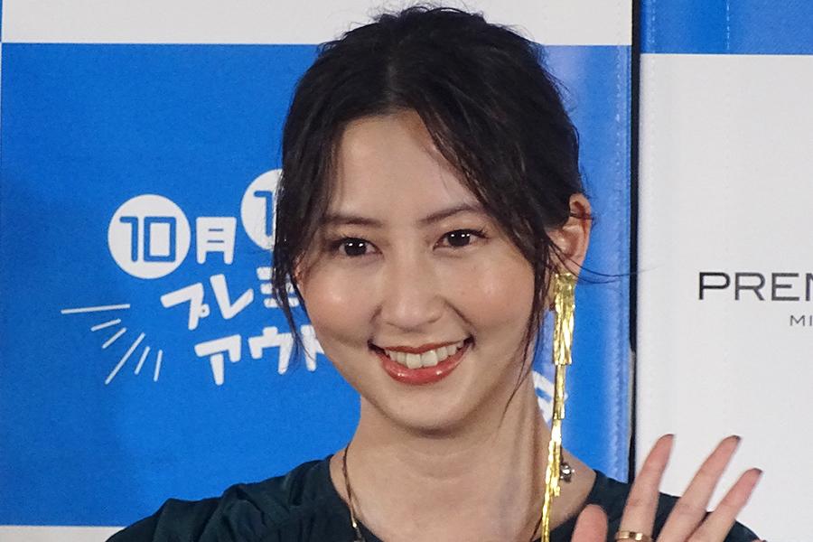 河北麻友子、インスタで結婚を発表「彼といる時の自分も本当に好き!」