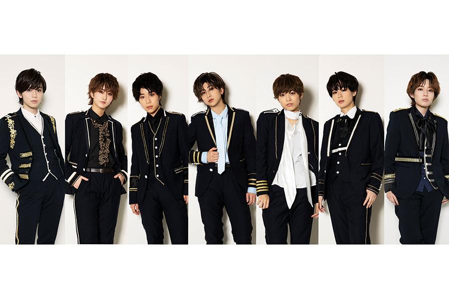 男装ユニット「風男塾」に2人の新メンバー加入