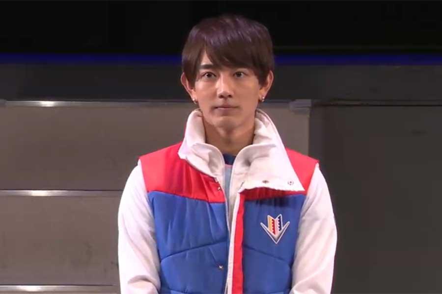 「機界戦隊ゼンカイジャー」の主演を務める駒木根葵汰(画像はスクリーンショット)