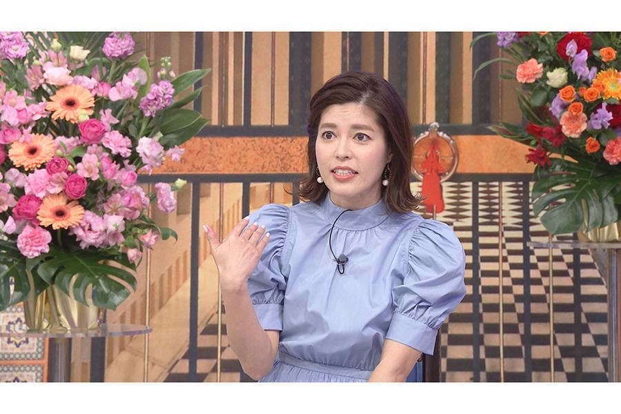 神田愛花、夫のバナナマン日村に怒り心頭エピソードを告白 「やだー」と妻たちが同情