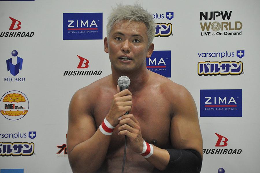 世界に示した2021年の新日本プロレス オカダ・カズチカと棚橋弘至が最前線へ復活