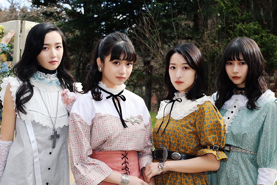 「東京女子流」新ビジュアル