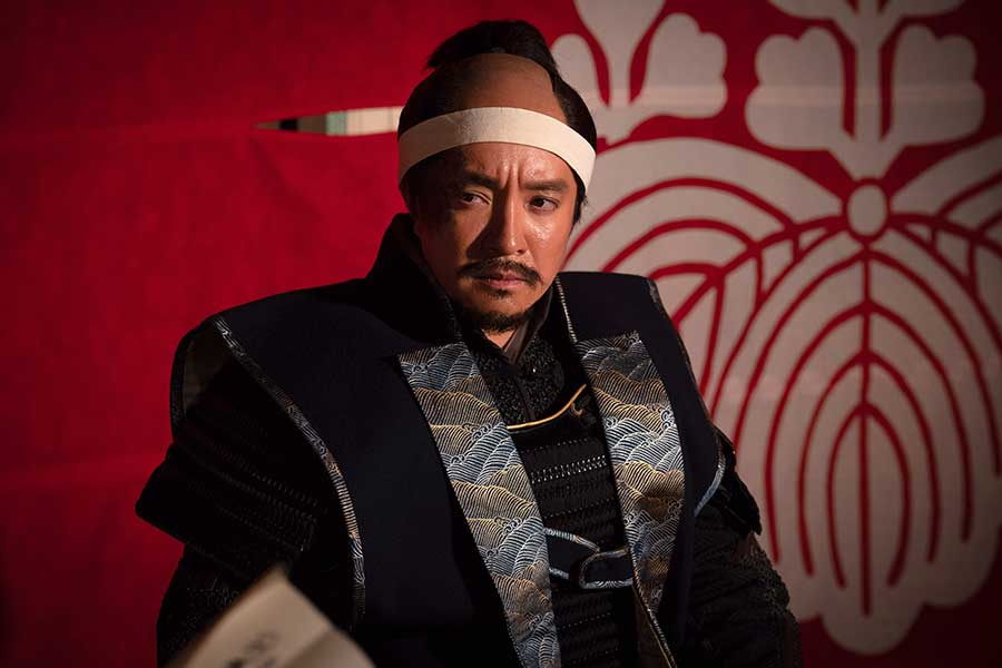 「麒麟がくる」黒田官兵衛役で濱田岳が出演【写真:(C)NHK】