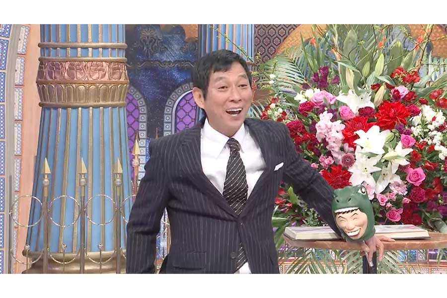 「踊る!さんま御殿!!」の「勝気女子アナが気弱男子にダメ出しSP」が放送される【写真:(C)日本テレビ】