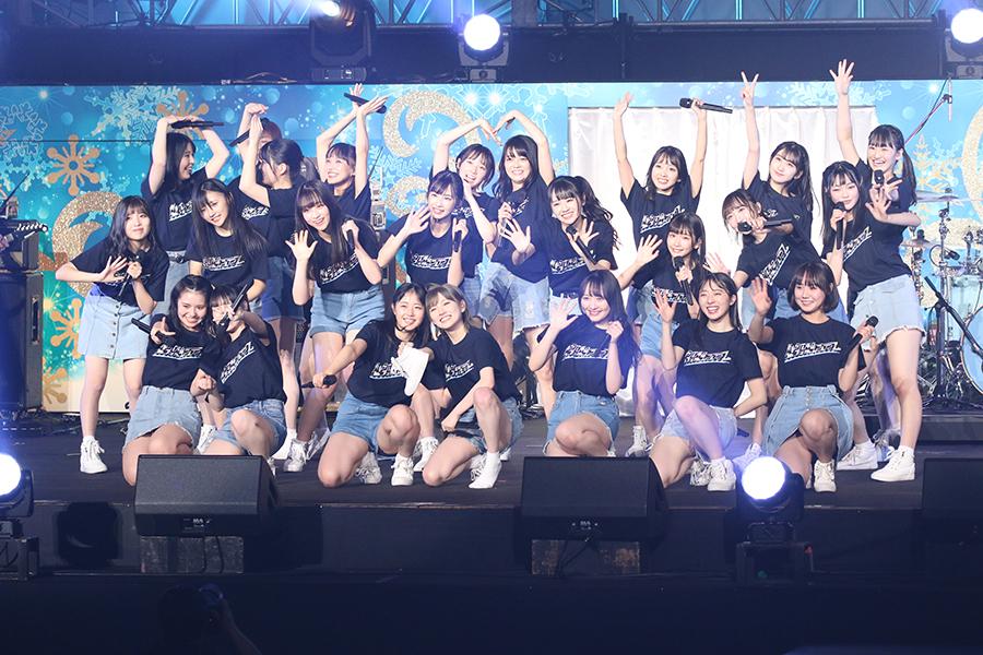 STU48が初の武道館公演 6thシングル初披露、石田千穂が初センター「ずっと目指していた」