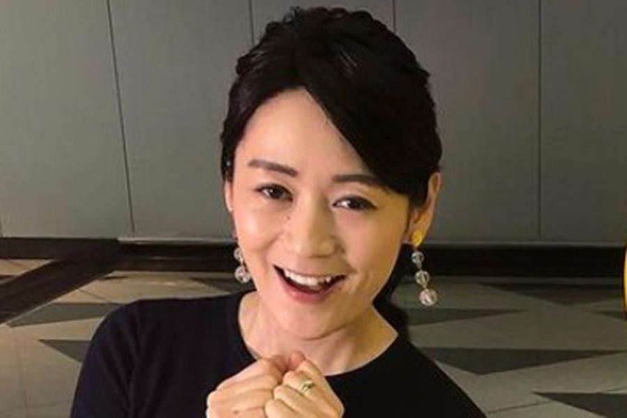 テレビ東京の水原恵理アナウンサー【写真:インスタグラム(@erimizuhara)より】