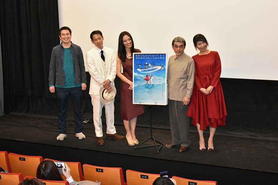 未曽有の新ジャンル映画「写真の女」封切り 主演の永井秀樹「こんなに入ってくれるとは」