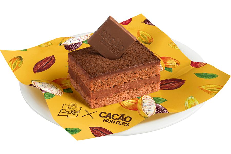 スシローの「カカオ満喫生ショコラケーキ」(※写真はイメージ)
