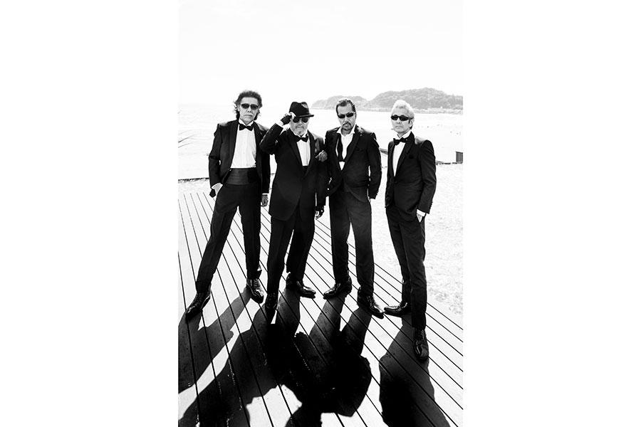 横浜銀蝿40th、3月17日に予定した新アルバムの発売日を9月8日へ延期と発表
