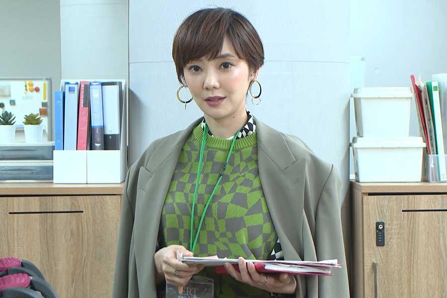 倉科カナ、「スカッとジャパン」初出演 女性上司を好演「すごく変な汗かいてます!」