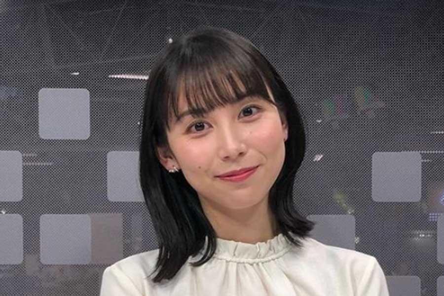 日本テレビの杉野真実アナウンサー【写真:インスタグラム(@sugino_mami)より】