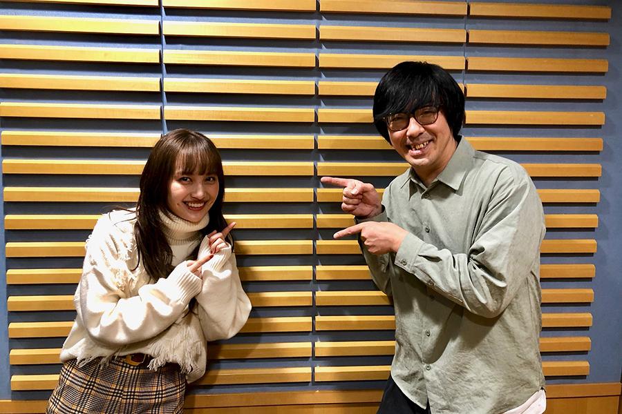 「百田夏菜子とラジオドラマのせかい」に東京03・豊本明長が出演