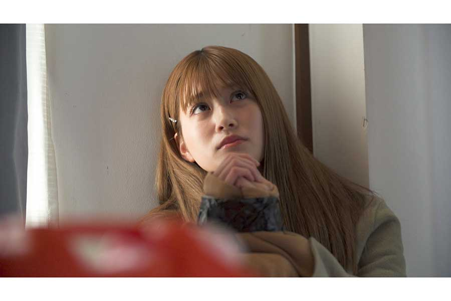生見愛瑠が誘拐事件に巻き込まれる女子大生役を熱演【写真:(C)日本テレビ】