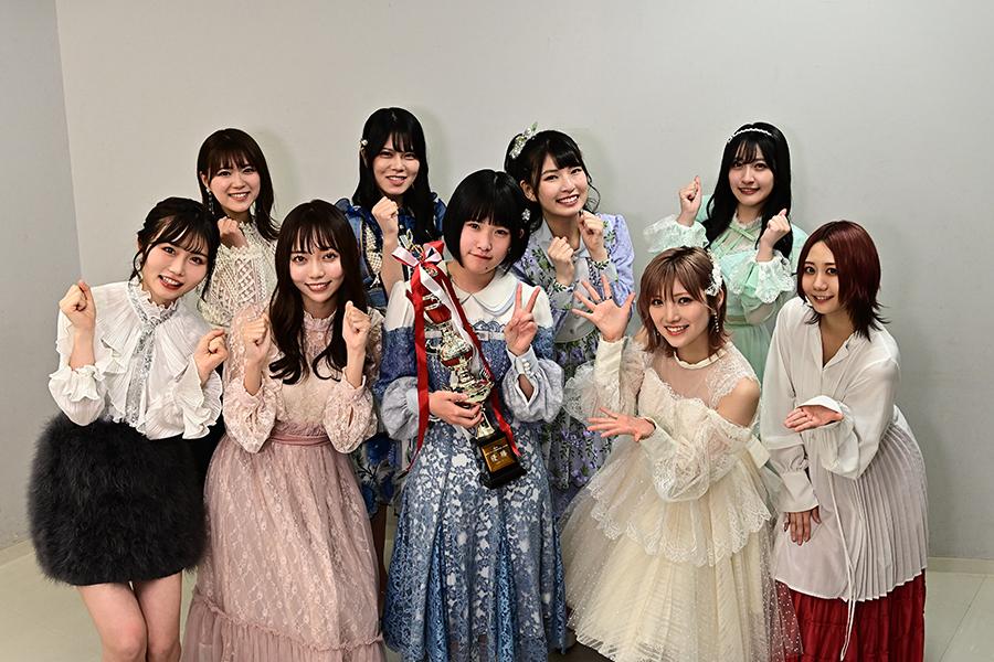 出場メンバーは優勝とともに、ファイナリストLIVE出演を目指す【写真:(C)TBS】
