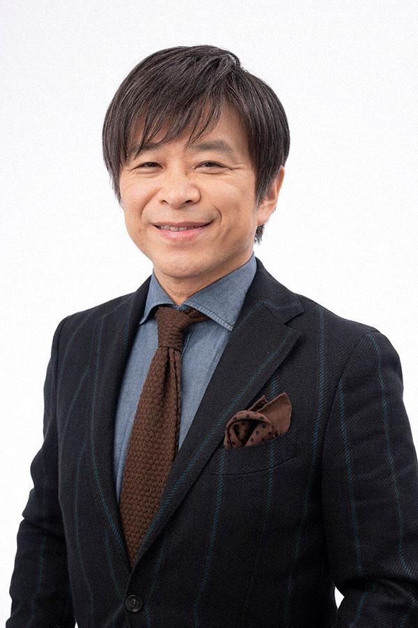 大阪で新番組を担当する武田真一アナ【写真:(C)NHK】